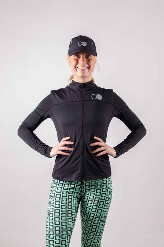 Orango Womens cover up jacket with full zipp - Article nr. 12051