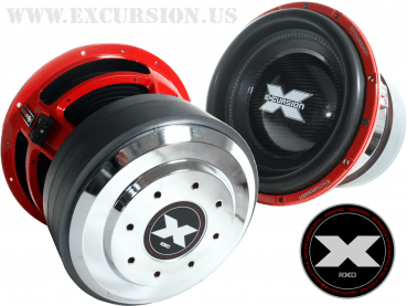 RXD 12 inch subwoofer
