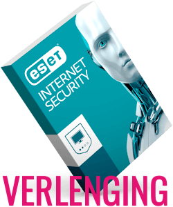 Eset Internet Security ( verlenging )