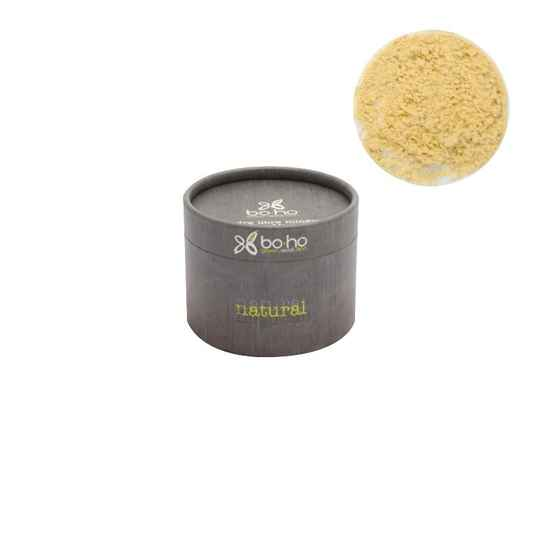 Mineral loose powder - Boho - Translucent yellow nr 4