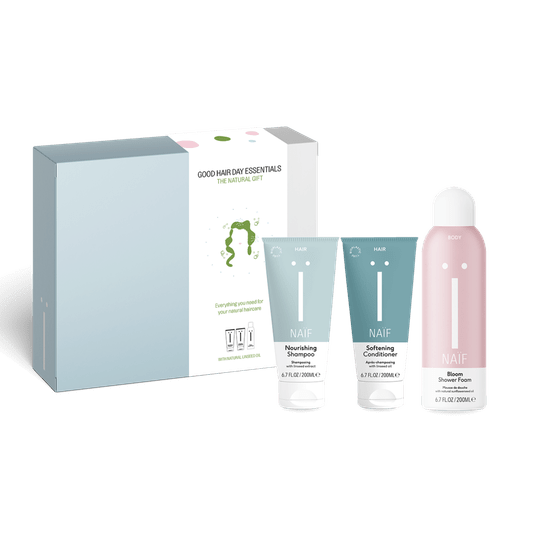 Giftset Good hair day essentials  -  Naif