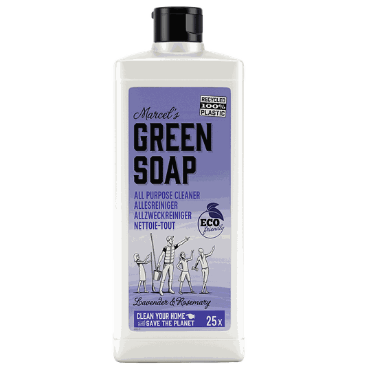 Marcel's green soap - geconcentreerde allesreiniger 750 ml - lavendel & kruidnagel
