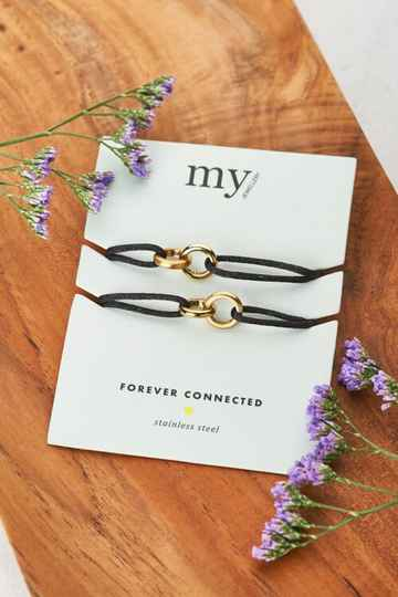 Armband forever connected