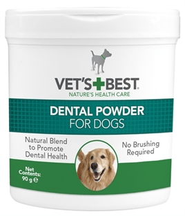 W2-391245 VETS BEST DENTAL POWDER 90 GR