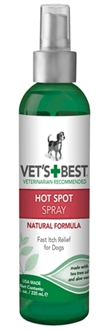 W2-391242 VETS BEST HOT SPOT SPRAY 235 ML