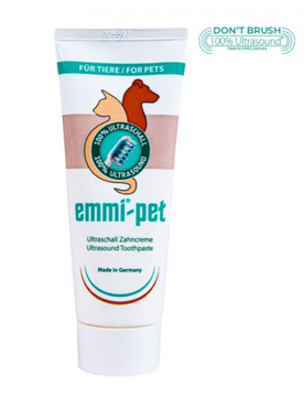 W1-65165 Emmi Pet Dierentandpasta tube 75 ml.