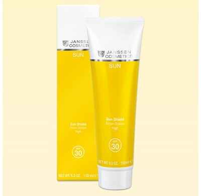 Sun shield SPF30 - Janssen cosmetics