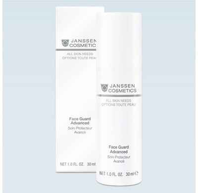 Face guard advanced SPF30 - Janssen cosmetics