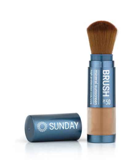 Sunday Brush SPF50 - Tan
