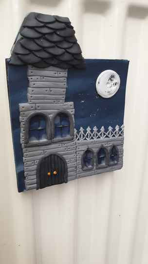 Magneet Haunted House
