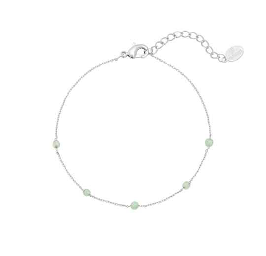 Armband Fine Color groen