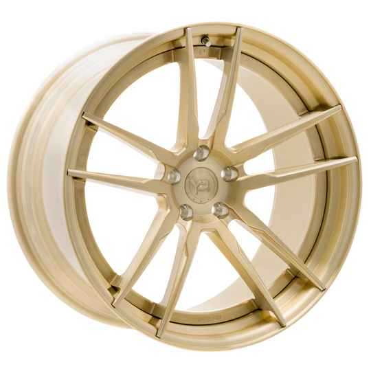 Yido Performance | YP 1.2 | FORGED CUSTOM | Gold Digger Edition