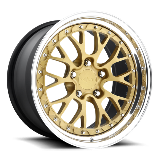 Rotiform Forged   LSR