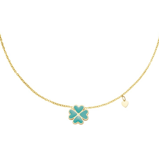 Necklace Lucky Green