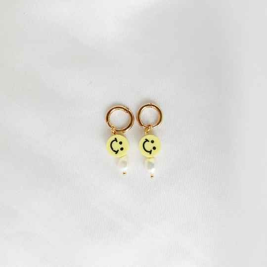 Earrings Piece Of Happy
