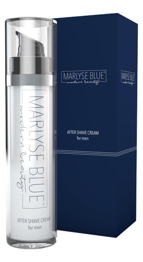 Marlyse Blue After Shave Cream for men