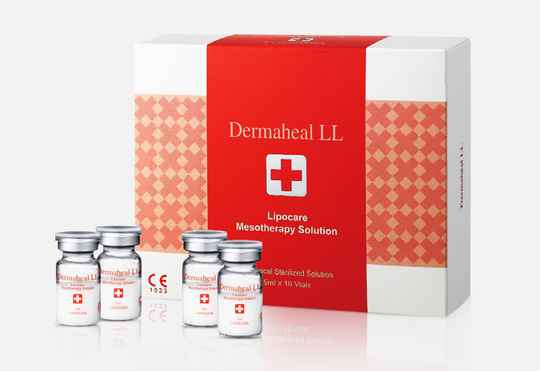 DERMAHEAL LL ANTICELLULITIS 5ML
