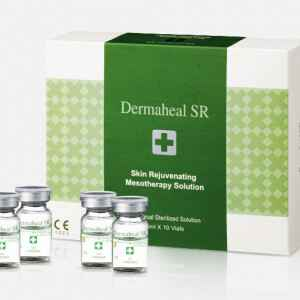 DERMAHEAL SR HUIDVERJONGEND 5 ML 10 flesjes x 5 ml per verpakking