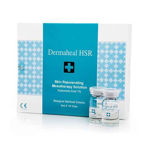 DERMAHEAL HSR VERJONGING 5ML 10 flesjes x 5 ml per verpakking