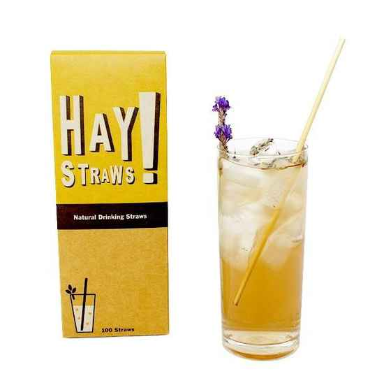 Long drink Haystraws 100