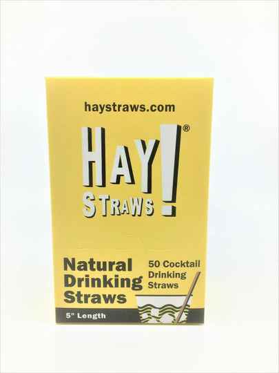 Pailles Cocktail Haystraws 50