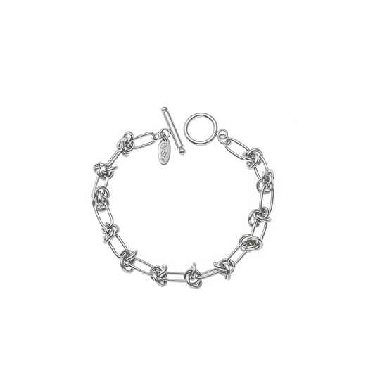 By Shir Armband Luxe Milou Edelstaal