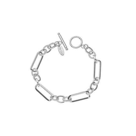 By Shir armband Luxe Emma Edelstaal