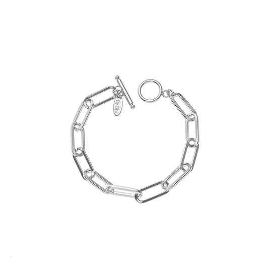 By Shir Armband Luxe Mila Edelstaal