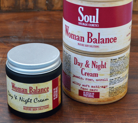Soulmade Cosmetics Woman Balance Day & Night Cream | rijpere huid