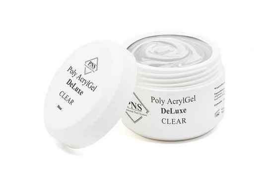 PNS Poly AcrylGel DeLuxe Clear 50ml