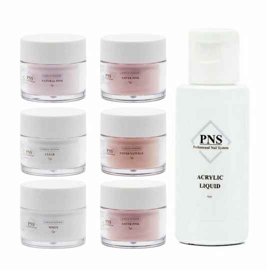 PNS Acrylic Try Out kit