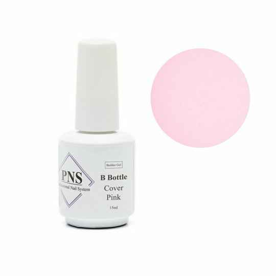 PNS B Bottle Cover Pink