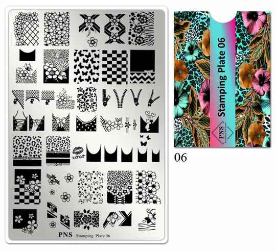 PNS Stamping Plate 06