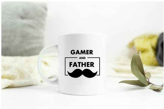 Gamer and Father Mok