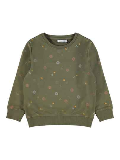 Name It Dunne Sweat Din - Ivy Green