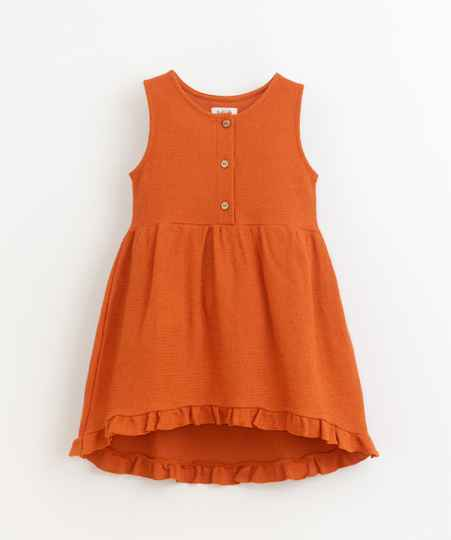 Play Up Interlock Dress - Anise
