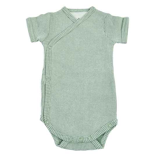 Lodger Romper Ciumbelle Short Sleeves - Peppermint