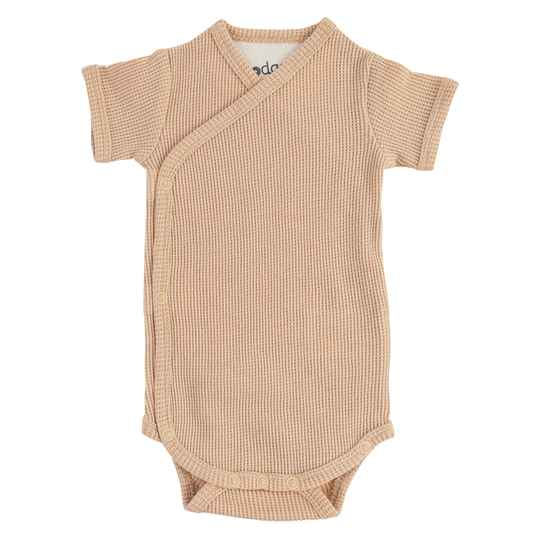 Lodger Romper Ciumbelle Short Sleeves - Linnen