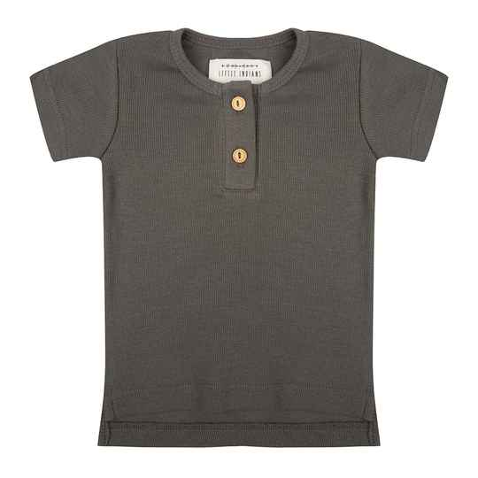Little Indians Shirt - Dusty Olive