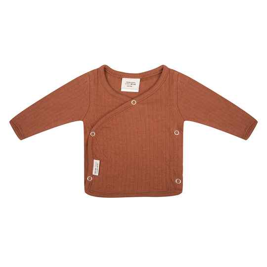 Little Indians Longsleeve - Amber Brown