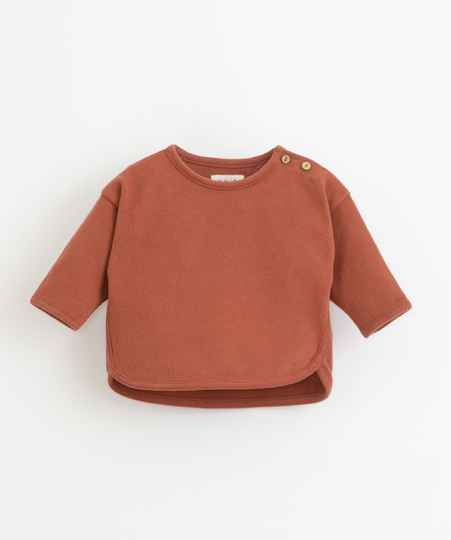 Play Up Jersey Sweater - Farm