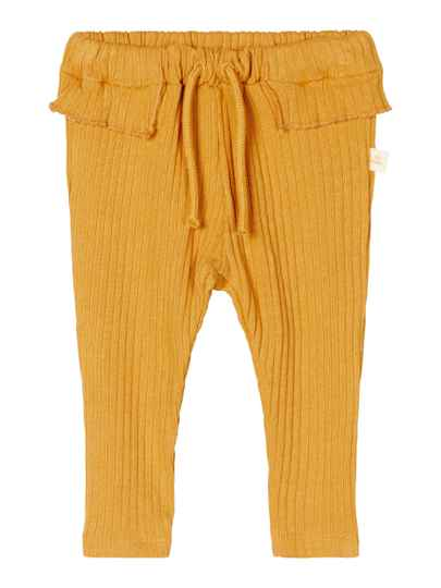 Lil' Atelier Loose Pant - Apple Cinnamon