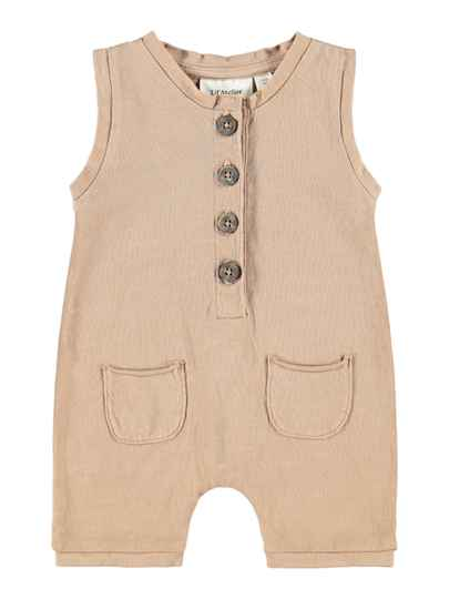 Lil'Atelier Loosesuit Sage - Tabacco Brown