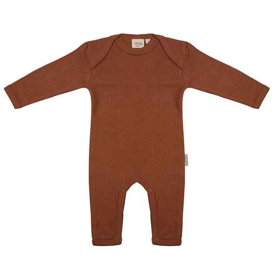 Little Indians Jumpsuit - Amber Brown