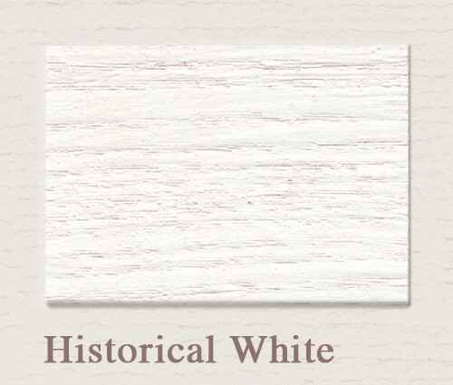Historical White  - Buitenverf - Outdoor