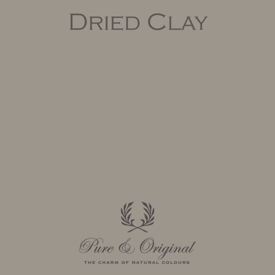 Dried Clay - Afwasbare verf - Licetto