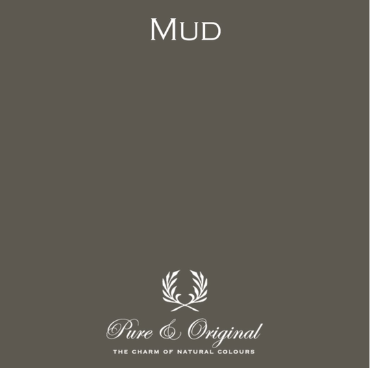 Mud - Afwasbare verf - Licetto