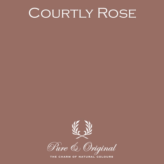 Courtly Rose - Afwasbare verf - Licetto