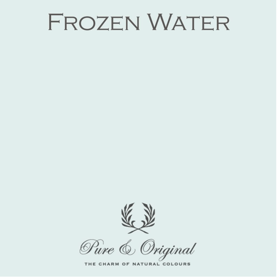 Frozen Water - Afwasbare verf - Licetto