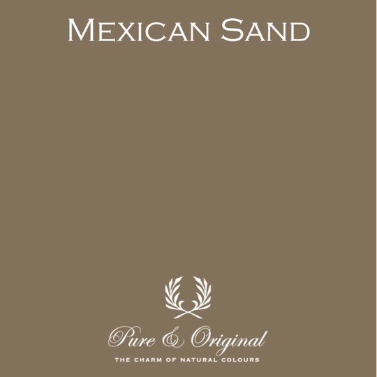 Mexican Sand - Afwasbare verf - Licetto